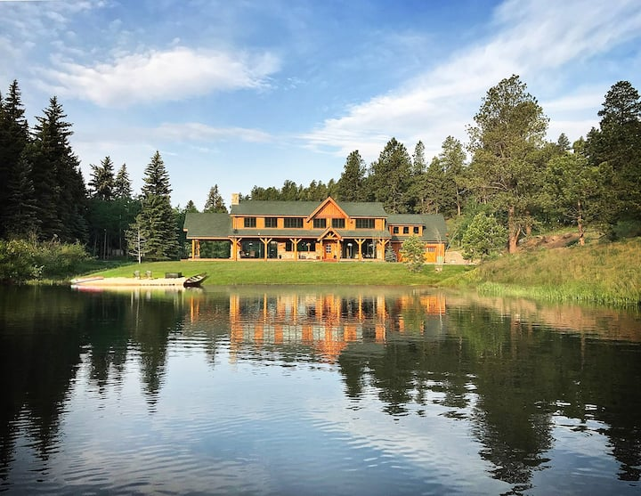 Colorado Lakeside Dream Vacation Paradise!
