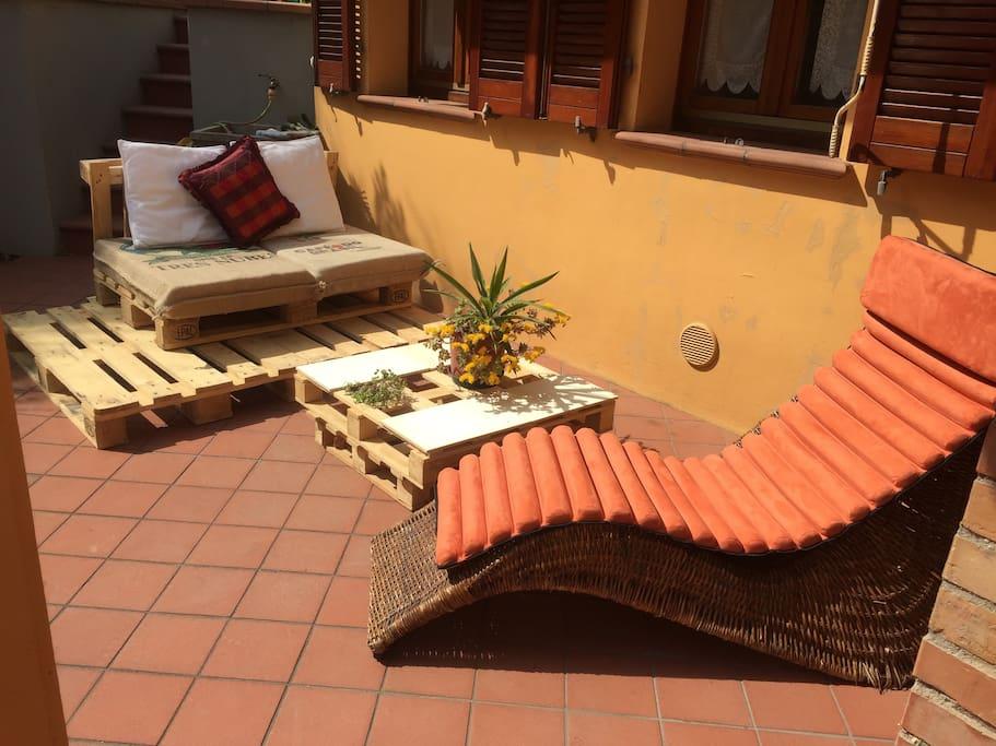 Garten Lounge - Garden Lounge - Giardino
