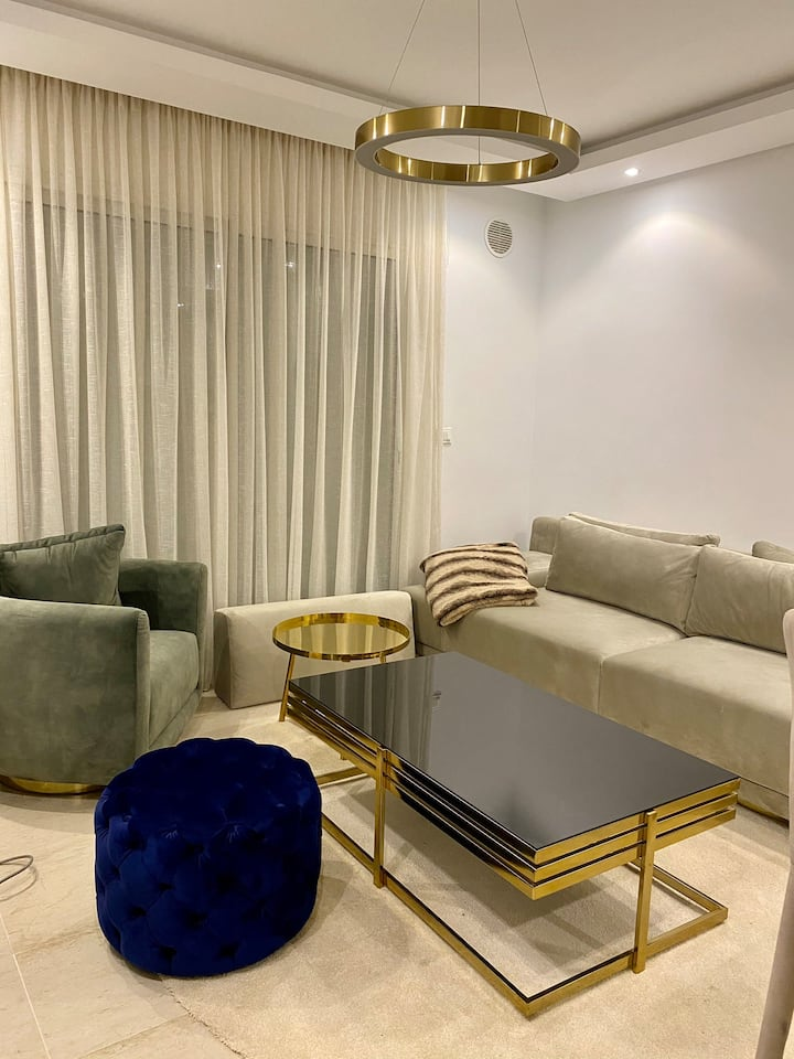 Luxury Appartement à la Soukra