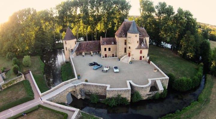 Charming medieval Château