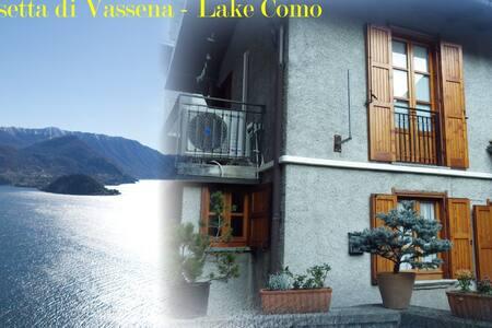 LA CASETTA DI VASSENA   LAKE COMO