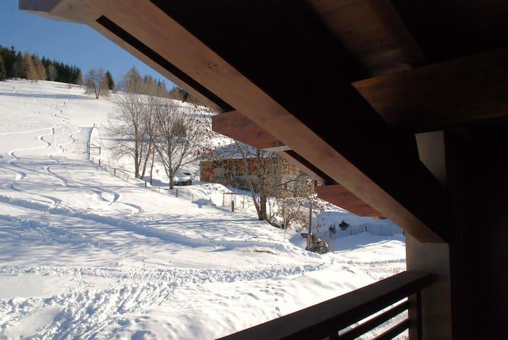 CHALET équip.FITNESS+WIFI - Aime - Hytte (i sveitsisk stil)