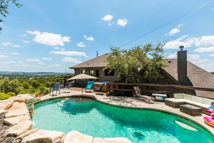Lake Travis 3.5 Acre Luxury Estate