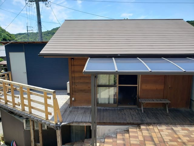 NAOSHIMA A double room 1 house reserved/1棟貸し2名