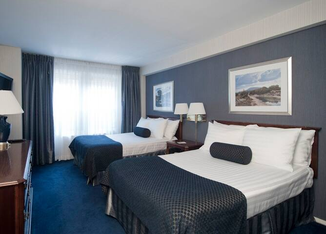 Lovely one bedroom suite in midtown manhattan
