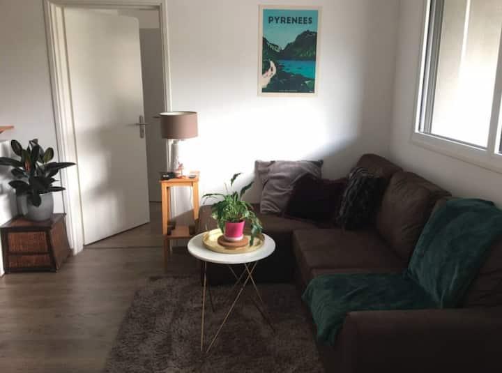 Pleasant apartment in Bordeaux west, Mérignac