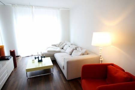 Modern and only minutes to Zurich - Appartement