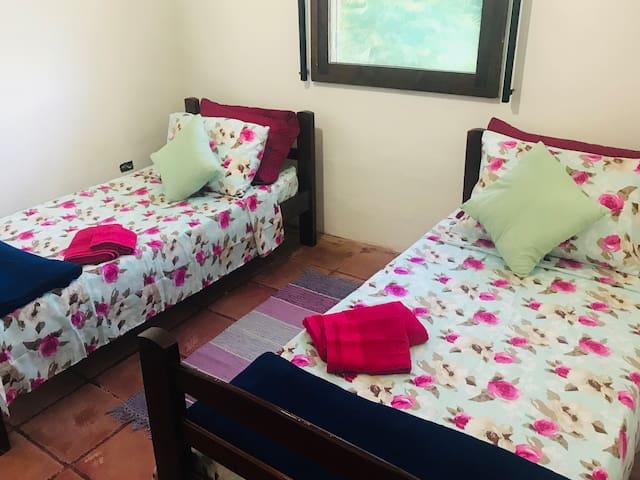 Descanso em Itatiba - Quartos Disponíveis