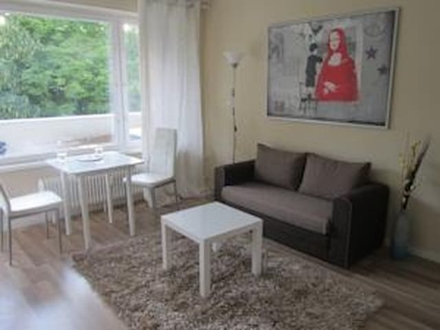 Cozy Berlin Mitte-situated modern apartment
