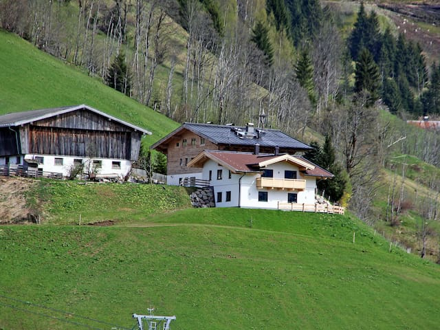 3-room apartment 80 m² Hintermoos - Maria Alm am Steinernen Meer - Apartament