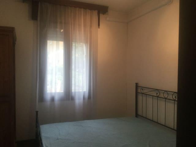 The ground floor second bedroom