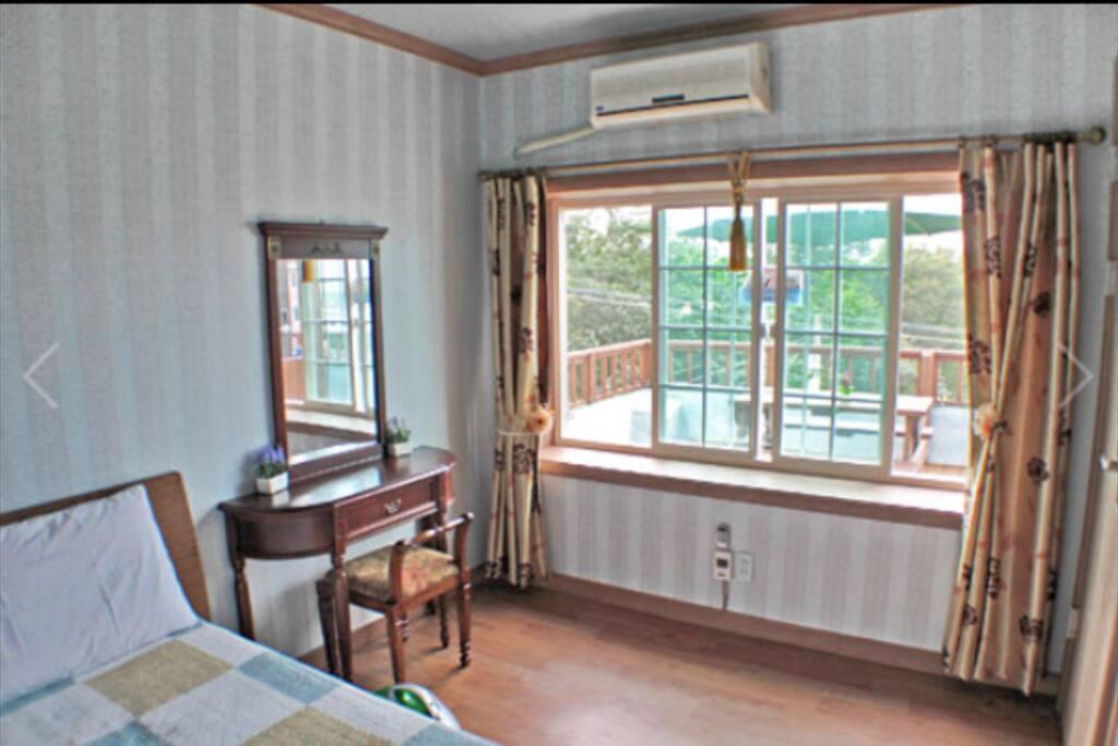이층 침실