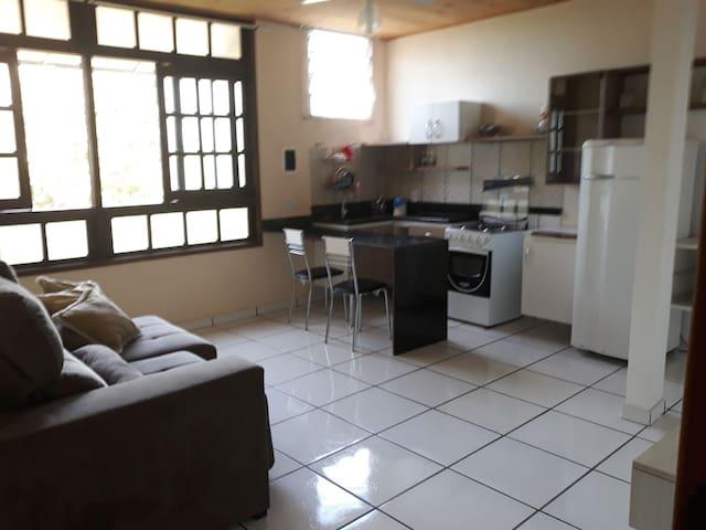 Apartamento Cozinha Americana