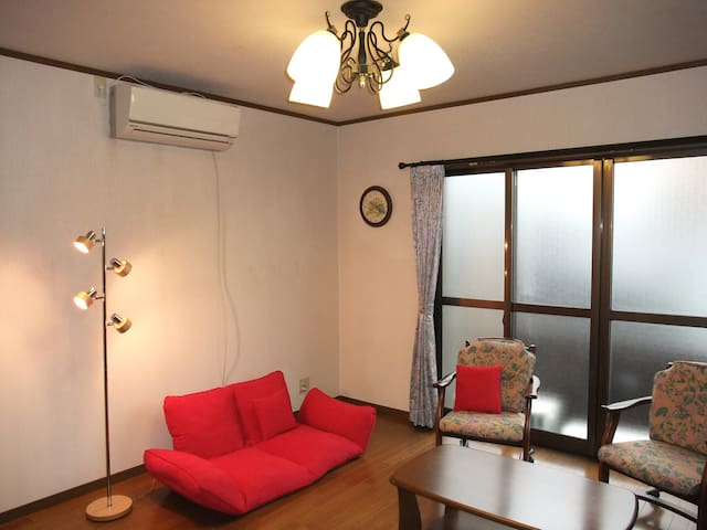 Dorm in Dazaifu U can stay friendly