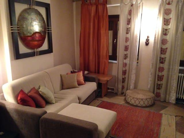 Bellissimo e accogliente monolocale - Aymavilles - Apartment