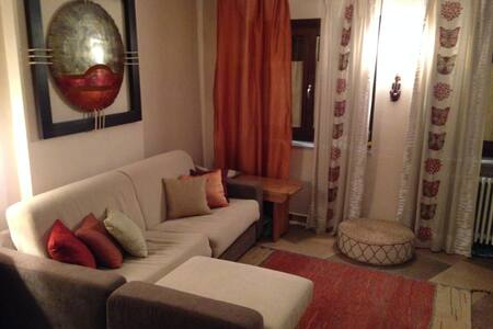 Bellissimo e accogliente monolocale - Aymavilles - Appartement