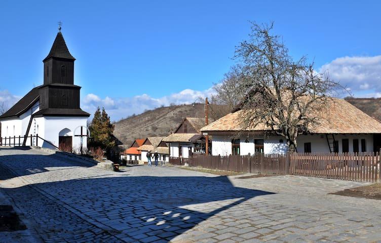 Nefelejcs Guesthouse Hollókő, Hungary