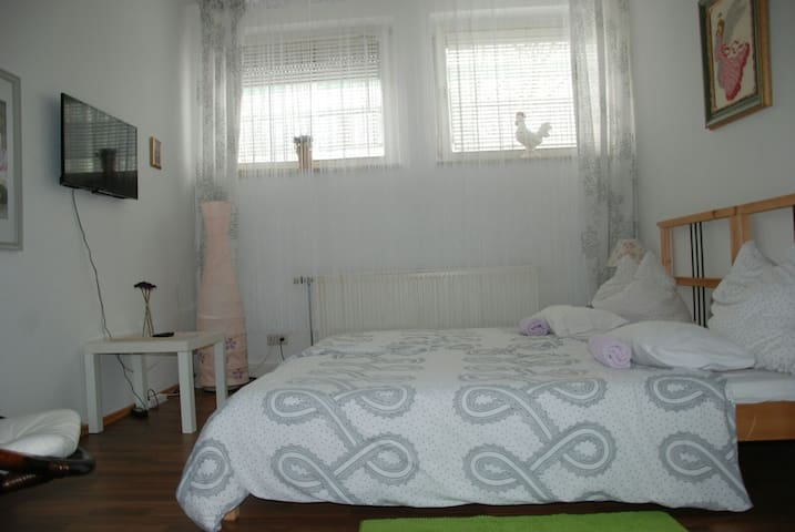 Privatzimmer  Hockenheim - Hockenheim - Apartment