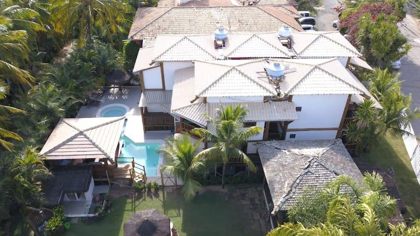 Localização ÚNICA - Villa Praia do Forte
