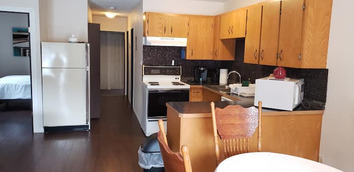 Apt#3*MOUNTAINSIDE COMFORT*NO EXTRA FEES*FREEBKFST