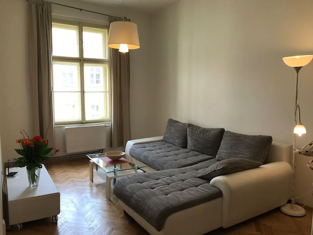 Old town apartment. Quiet, nice, comfortable