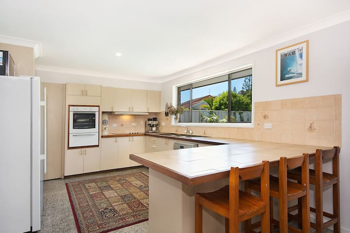 Family Paradise - close to all Yamba has to offer