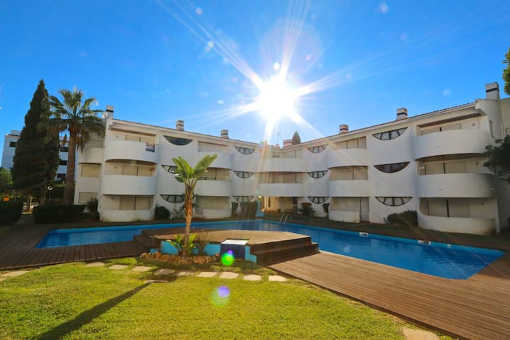Palmeiras, CD 160 | Pool View|2beds|Wifi