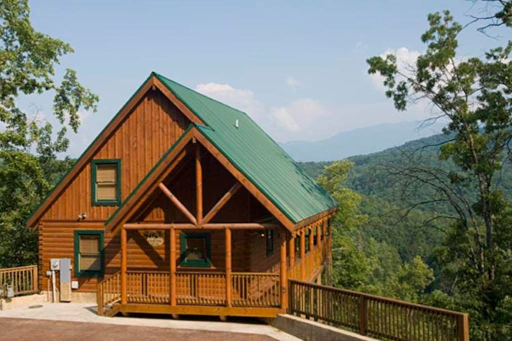 cloud nine at sherwood forest cabins for rent in pigeon