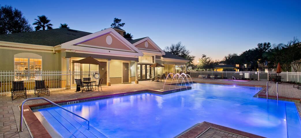 Best Room to visit with Free BreakfastIndianDinner - Orlando - Appartement