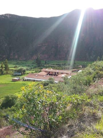 Villa Mercedes- Caicay - Cusco - Caicay - วิลล่า