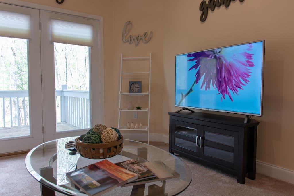 "Brand new 55"" Smart TV"