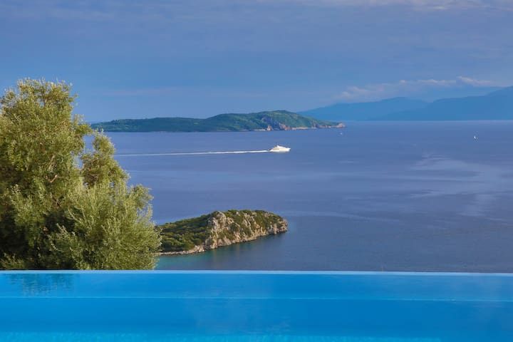 Villa Pegasus - Endless view on the Ionian sea - Sivota - Vila