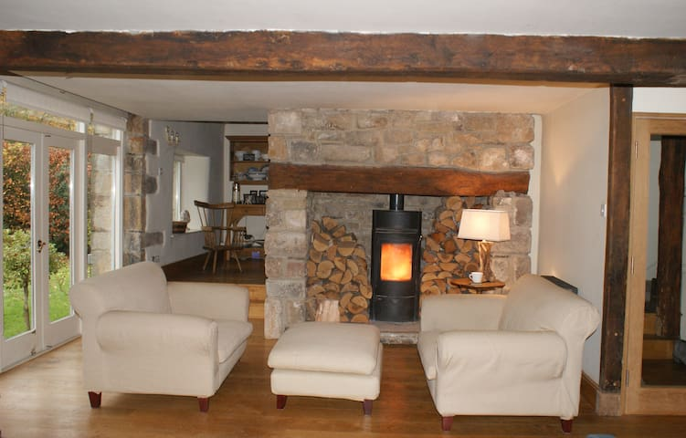 Fabulous Barn Conversion in Upper Wharfedale - Cracoe