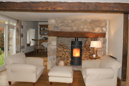 Fabulous Barn Conversion in Upper Wharfedale - Cracoe - Bed & Breakfast