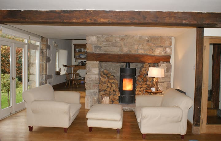 Fabulous Barn Conversion in Upper Wharfedale