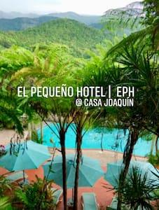 Villa w/ Vistas in the Rain Forest Mountains-EPH-1