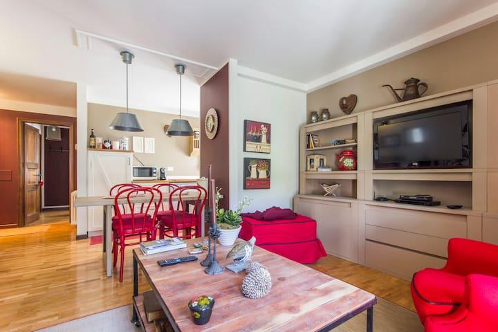 Nuovo appartamento centro Pinzolo - Pinzolo - Apartment