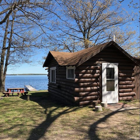 "Lakeside Cabins - Cabin #4 ""Hackmatack"""