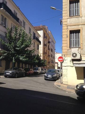 Bonne Adresse Ajaccienne - Ajaccio - Apartment