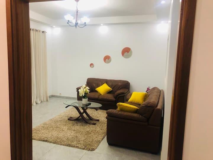 Your home in Dakar
