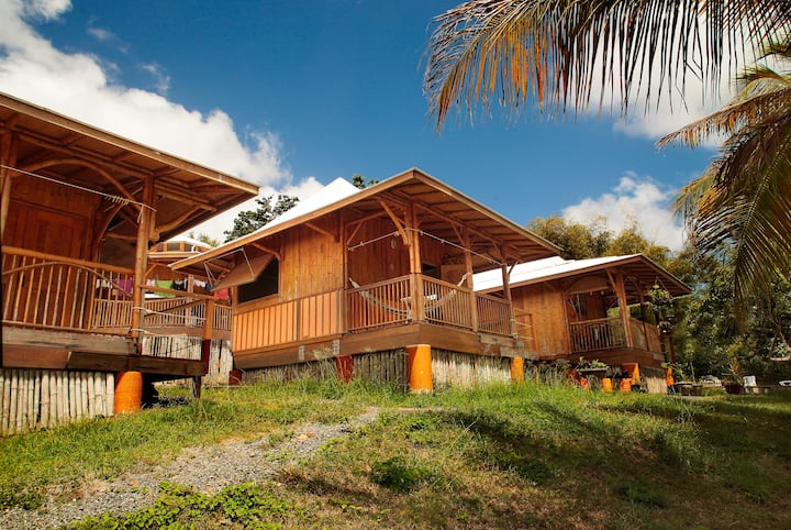 Caguama Bamboo Bangalow at The Grove