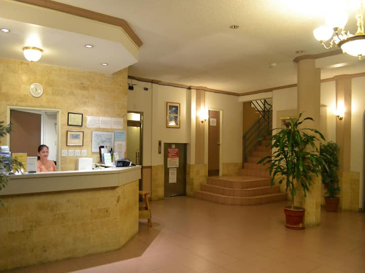 West Plaza Hotel Malakal- Standard room
