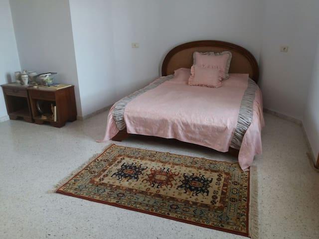Chambre de villa avec terrasse privée