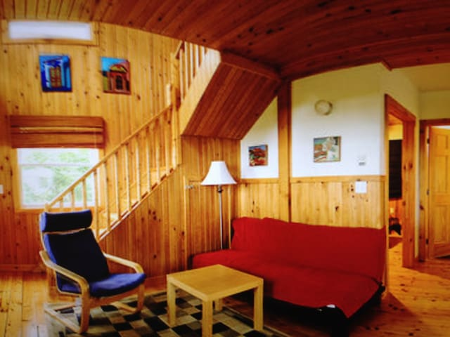 Cabot Shores Red Chalet
