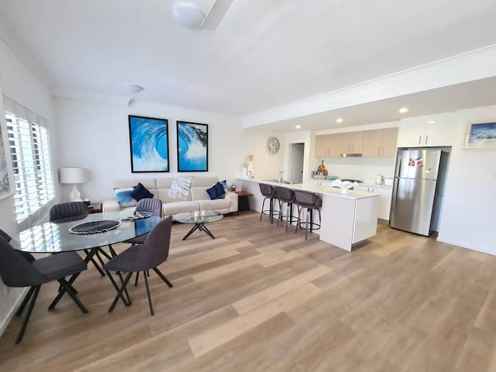 New and Modern Tweed Heads Retreat