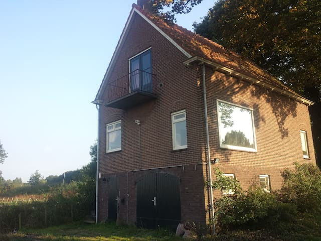 Cozy Cottage, Fast Acces To All Major Cities - Alphen aan Den Rijn - House
