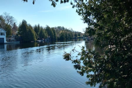 Fenelon River/Sturgeon Lake Seasonal Cottage - Lindsay
