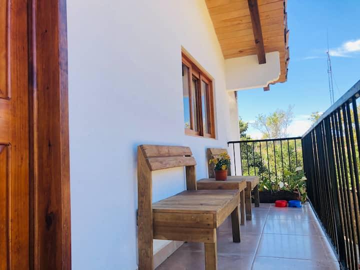 Hermosa Cabaña, vista espectacular!!