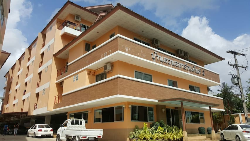 Clean & Neat with quiet environment - Hat Yai - Apartmen