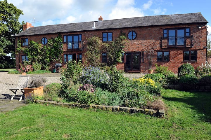 Private suite in rural Cheshire (Cholmondeley)